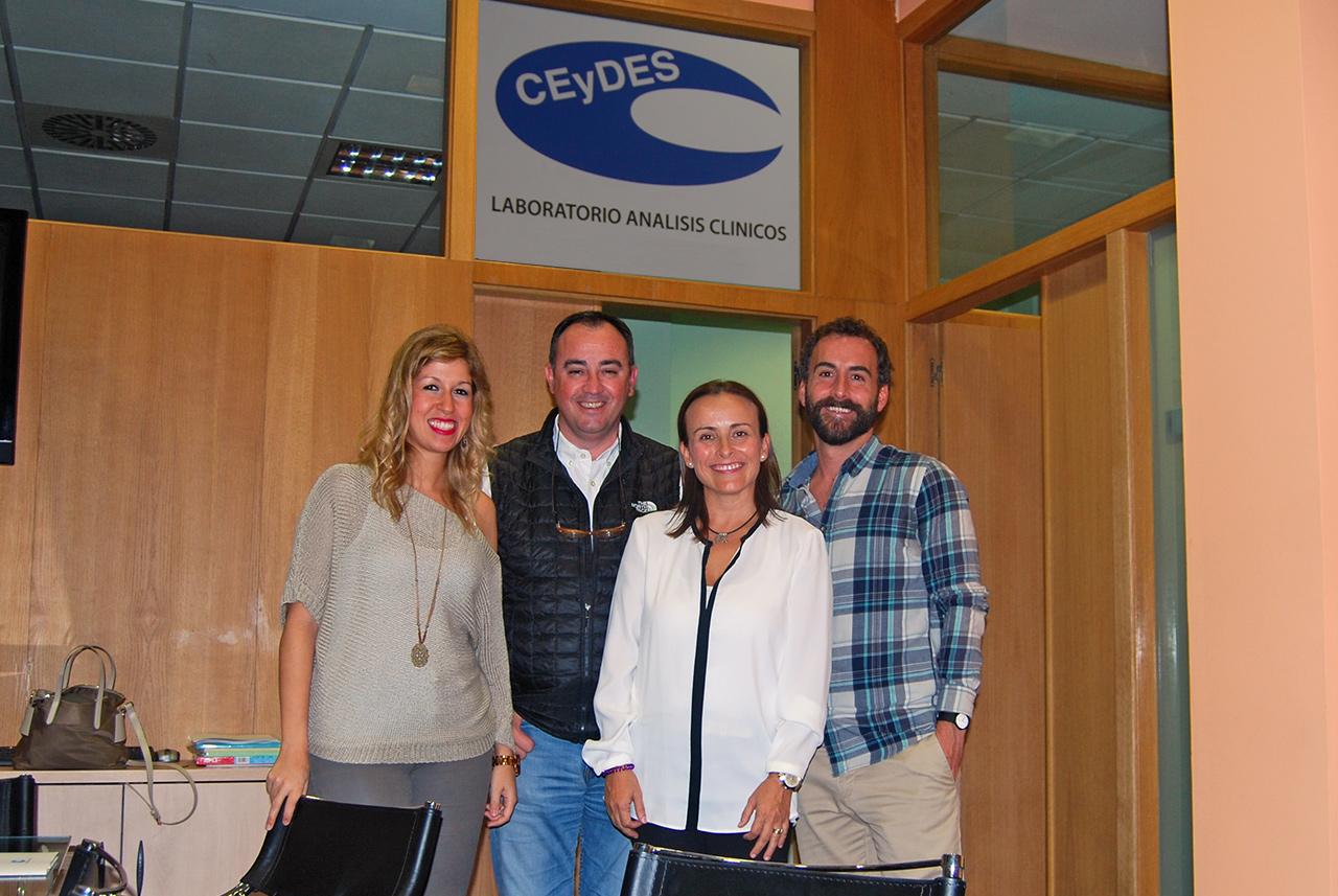 Colaboradores CEyDES