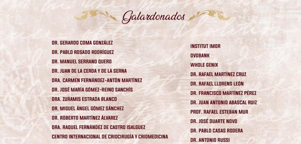 Premios Nacionales de Medicina Siglo XXI - CEyDES