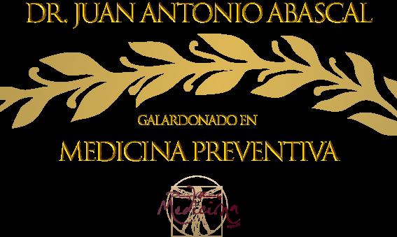 Entrevista Dr. Abascal Premio Nacional Medicina Preventiva