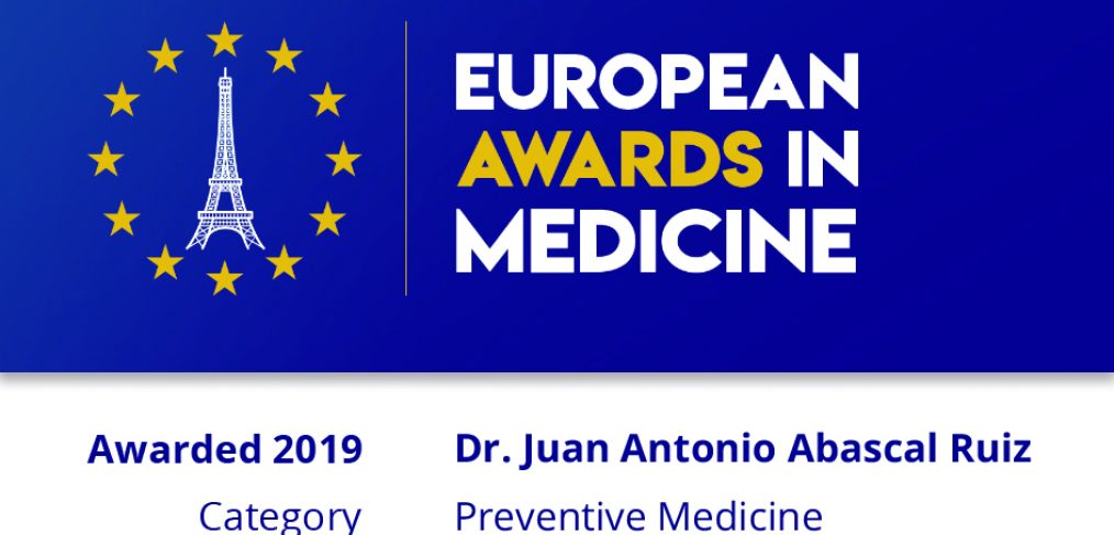 EUROPEAN AWARDS IN MEDICINE 2019